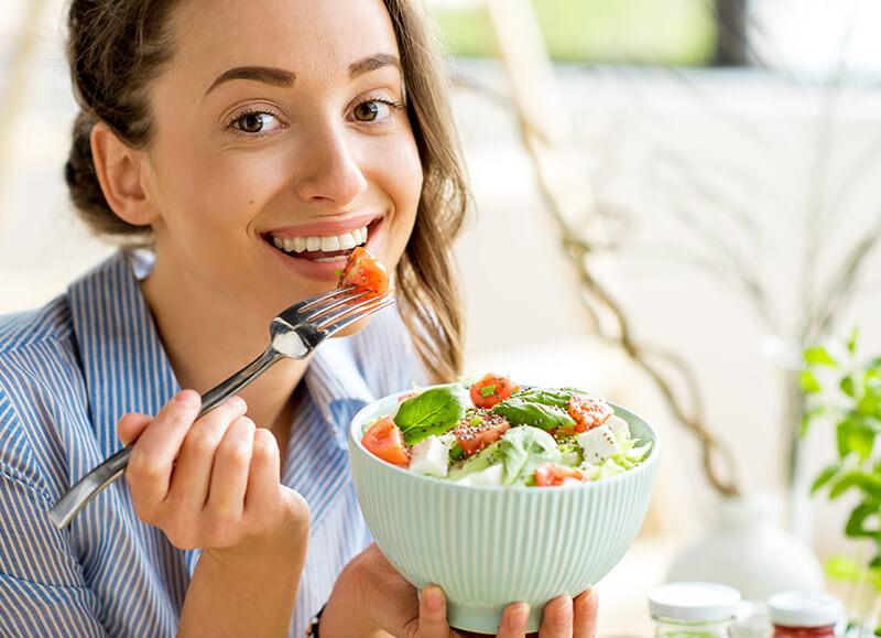 Hàbits alimentaris saludables després de les festes